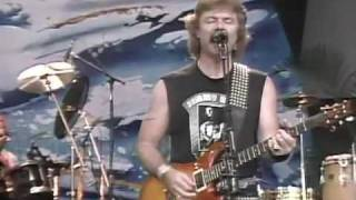 DOOBIE BROTHERS - DARK EYED CAJUN WOMAN(LIVE 1990)