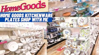 Home Goods Kitchen KITCHENWARE  Virtual Shop With Me Sale 75% Off Dinnerware,Decorative Bowls EP#251