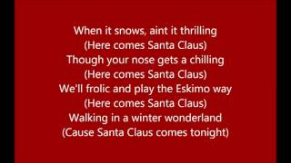 Snopp Dogg and Anna Kendrick-Winter Wonderland Lyrics (Pitch Perfect 2)
