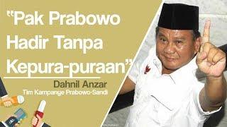 Dahnil Anzar: Pak Prabowo Tidak Pura-pura Naik Motor, Lebih Otentik dan dari Keluarga Terhormat
