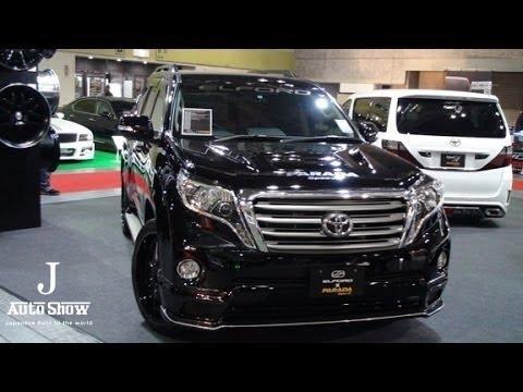 (HD)Osaka Auto Messe 2014-TOYOTA LANDCRUISER PRADO(大阪オートメッセ2014)