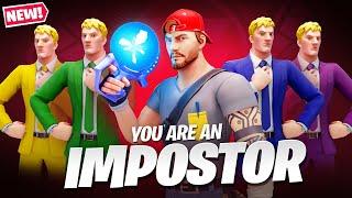 Who's the *IMPOSTOR*? (Fortnite)