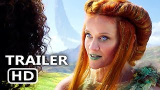 A Wrinkle In Time Official Trailer # 2 (2018) Chris Pine New Disney Movie HD - dooclip.me