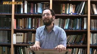 preview picture of video 'Life is a Blessing: Spirituality in the Parsha - Parashot Matos Masai - Rabbi Yakov Nagen, Otniel'