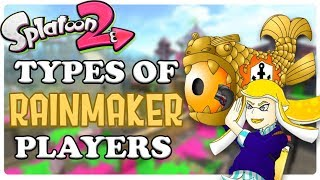 7 Types of Rainmaker Players