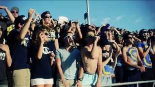 "UC Davis Football Anthem ""Go Hard"""