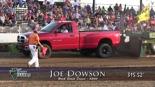 Central Illinois Truck Pullers - 2016 Cass County Fair