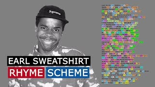 Earl Sweatshirt On Oldie | Rhyme Scheme