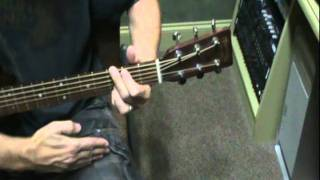 Guitar Lesson - Play Like A Pro Series - Lesson - #001