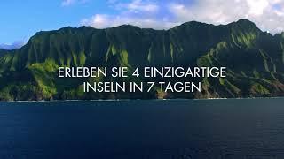 Hawaiikreuzfahrten mit Norwegian Cruise Line