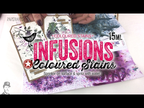 Infusions Dye: Blackcurrant