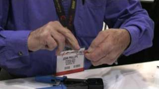 Platinum Tools EZ RJ45 Demonstration