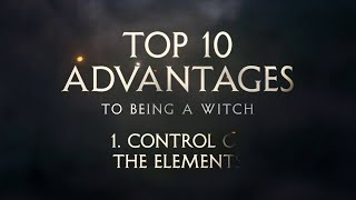 10 Reasons Why Being a Witch Is Awesome