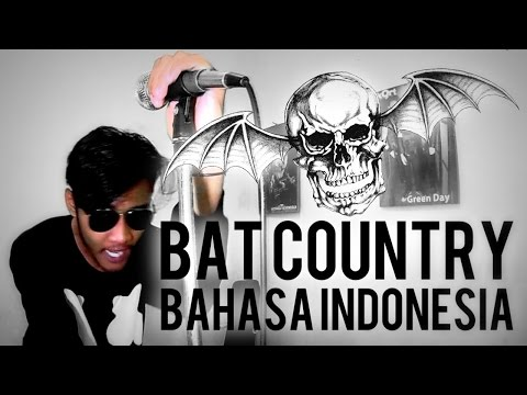 Avenged sevenfold   bat country  bahasa indonesia  by thoc