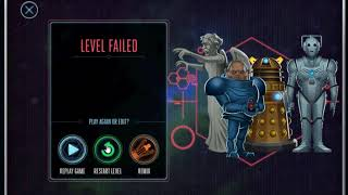 The Impossible Sontaran (Doctor Who PC browser game)