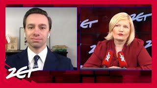 Krzysztof Bosak o ministrze kultury: Zachowuje się jak internetowy troll. Kompletna bezczelność