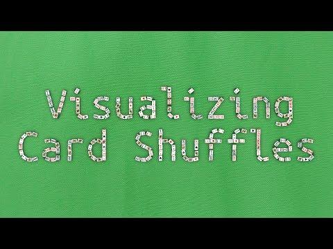 Visualizing Card Shuffles