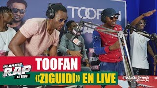 "Toofan ""Ziguidi"" #PlanèteRapAuTogo"
