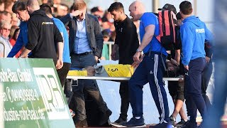 Nach Verletzung Von Engel: Schock Sitzt Tief Beim VfL Osnabrück