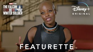 Wakandans Featurette   Marvel Studios' The Falcon and The Winter Soldier   Disney+