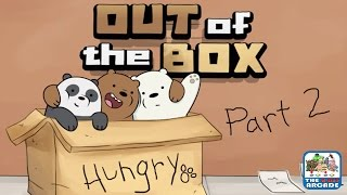 We Bare Bears: Out of the Box - Get All Bears To The Exit - Part 2 (Cartoon Network Games)