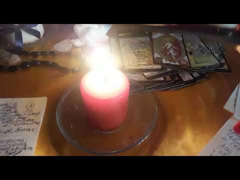 Вызов мужчины через пламя свечи #приворот #вызов #мужчины