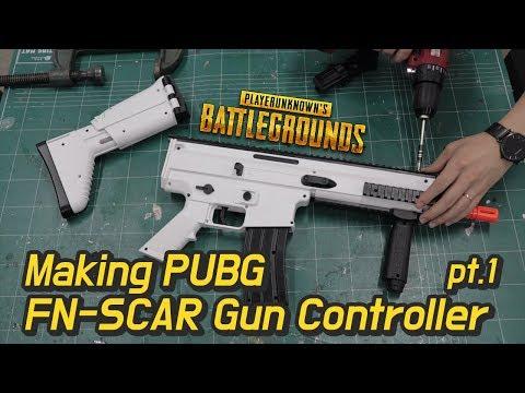 PUBG的Scar真實重現後座力?