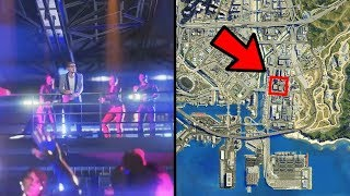 GTA 5 ONLINE NEW NIGHTCLUB SUPER CLUB WAREHOUSE LOCATION & OTHER NIGHTCLUBS! (GTA 5 Nightclub DLC)
