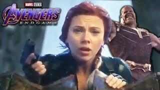 AVENGERS ENDGAME: So sollte Black Widow wirklich sterben! [GELÖSCHTE SZENE]