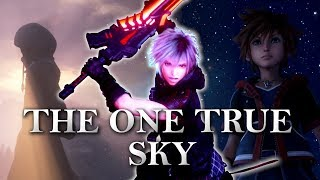 Sora & Yozora: The One True Sky - Kingdom Hearts 3 ReMind