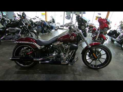 2015 Harley-Davidson Breakout® in South Saint Paul, Minnesota - Video 1