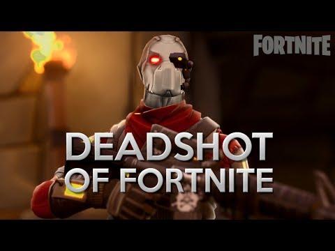 The Deadshot of Fortnite... (Fortnite Battle Royale)
