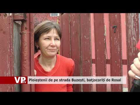 Ploieștenii de pe strada Buzești, batjocoriți de Rosal