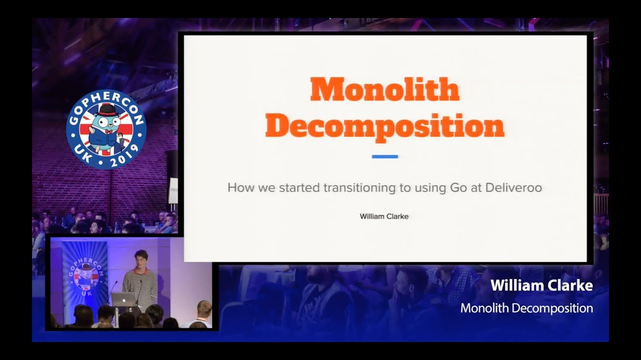 Monolith Decomposition