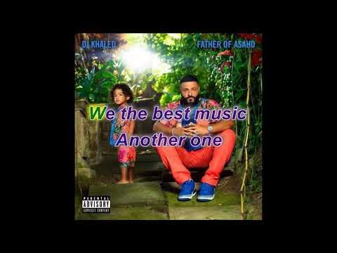 DJ Khaled-Wish Wish (Audio) ft.Cardi B, 21 Savage Lyrics (KARAOKE)