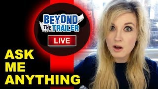 Ask Me Anything! - Beyond The Trailer's Grace Randolph