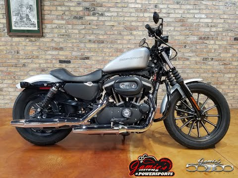 2009 Harley-Davidson Sportster® Iron 883™ in Big Bend, Wisconsin - Video 1