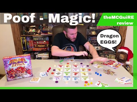 theMCGuiRE review looks at DRAGON PETS!