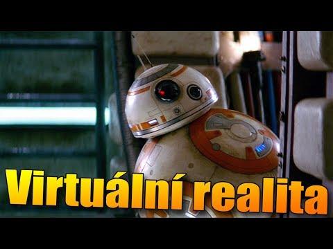 JSEM OPRAVÁŘ DROIDŮ ZE STAR WARS! - STAR WARS Droid Repair Bay VR