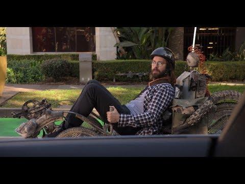 Gilfoyle´s Electric Bike [Silicon Valley Season 5]