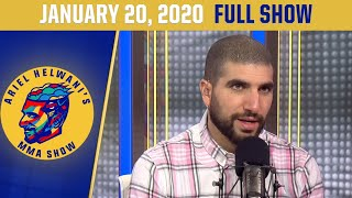 Jorge Masvidal, John Kavanagh, Holly Holm | Ariel Helwani's MMA Show (January 20, 2020) | ESPN MMA
