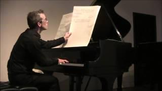 Pierre Boulez - Piano Sonata No.3