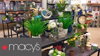 MACYS HOME DECOR DECORATIVE ACCESSORIES TABLETOP SHOP WITH ME SHOPPING STORE WALK THROUGH