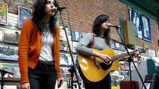 Just Like Heaven (Cure cover) by The Watson Twins