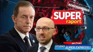 Tomasz GRODZKI: Kraj jest w stanie WOJNY [NA ŻYWO] Super RAPORT