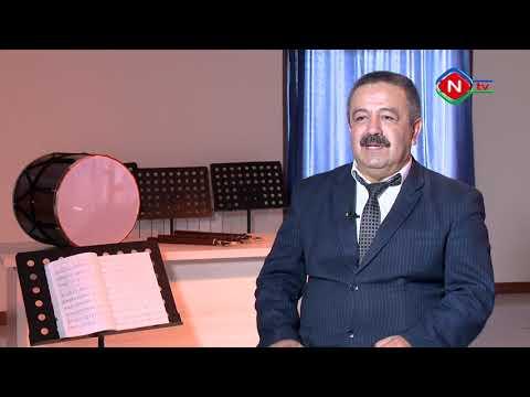 Gəncliyin səsi-Amin Hüseynov-08.10.2021
