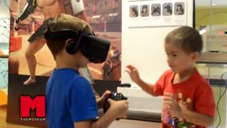 Virtual Reality in Museums