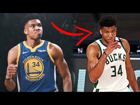 Giannis Antetokounmpo Made his Decision…