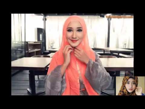 Video Tutorial Hijab Dian Pelangi, Cara Memakai Hijab ala Dian Pelangi, Tips Berhijab Dian Pelangi