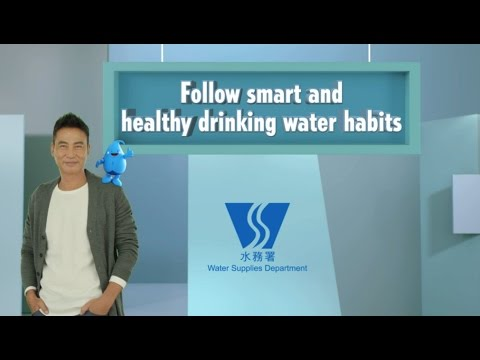 Follow smart and healthy drinking water habits